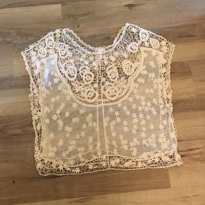simply irresistible Tops - Lace top